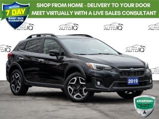 Used 2019 Subaru XV Crosstrek Limited Symetrical All Wheel Drive | Leather for sale in St Catharines, ON