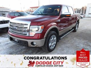 Used 2014 Ford F-150 Lariat for sale in Saskatoon, SK
