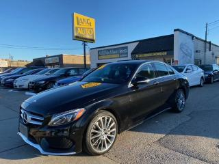 Used 2015 Mercedes-Benz C-Class LOW MILEAGE, NO ACCIDENTS, 4-MATIC! for sale in Etobicoke, ON