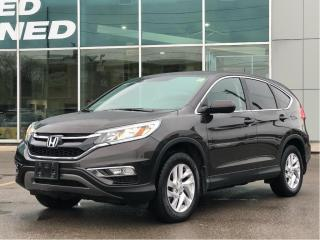 Used 2016 Honda CR-V EX-L AWD LEATHER / SUNROOF! for sale in York, ON