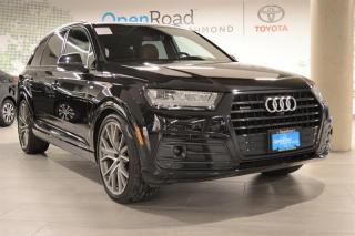 Used 2019 Audi Q7 3.0T Technik quattro 8sp Tiptronic for sale in Richmond, BC