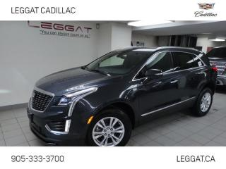 New 2021 Cadillac XT5 Luxury -  Power Liftgate for sale in Burlington, ON