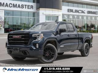 New 2021 GMC Sierra 1500 Elevation V8   4X4   OFF-ROAD PKG   MOBILE HOT SPOT   ANDROID AUTO   APPLE CARPLAY for sale in London, ON