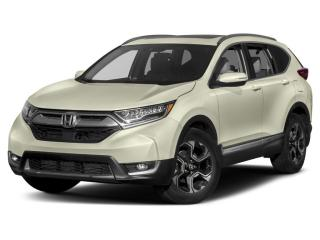 Used 2017 Honda CR-V Touring for sale in Whitchurch-Stouffville, ON