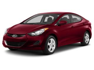 Used 2013 Hyundai Elantra for sale in Sudbury, ON