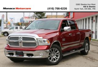Used 2014 RAM 1500 4WD LONGHORN LIMITED - LEATHER|NAVI|BACKUP|SUNROOF for sale in North York, ON