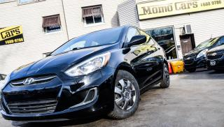 Used 2016 Hyundai Accent GL for sale in St. Catharines, ON