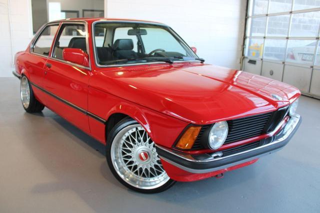 1979 BMW 3 Series 323i Euro spec