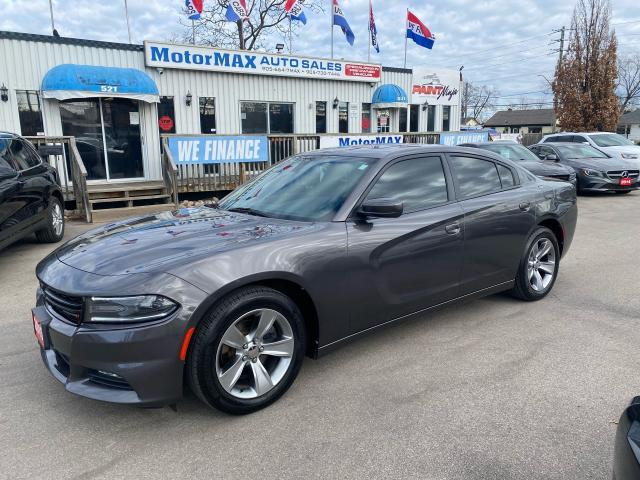 2015 Dodge Charger SXT-NAVI-REAR VIEW CAMERA-ACCIDENT FREE