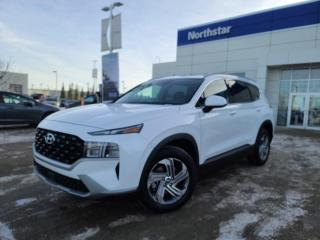 New 2021 Hyundai Santa Fe ESSENTIAL: WIRELESS APPLE CARPLAY/ANDROID AUTO/HEATED SEATS/8 INCH DISPLAY for sale in Edmonton, AB