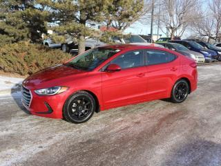 Used 2017 Hyundai Elantra LE for sale in Edmonton, AB