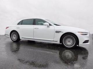 New 2021 Genesis G90 5.0L Prestige for sale in Edmonton, AB