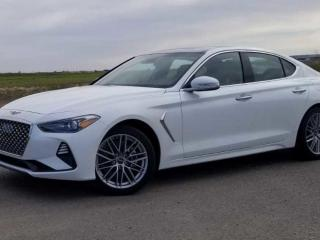 New 2021 Genesis G70 2.0t Elite Awd for sale in Edmonton, AB