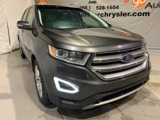Used 2015 Ford Edge Titanium for sale in Peace River, AB