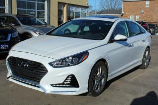 Used 2018 Hyundai Sonata GLS Leather Sunroof for sale in Brampton, ON