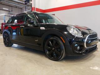 Used 2017 MINI Cooper Clubman S for sale in Red Deer, AB