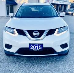 Used 2015 Nissan Rogue SL for sale in Scarborough, ON