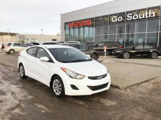 Used 2013 Hyundai Elantra GL, AUTO - FINANCING AVAIALABLE for sale in Edmonton, AB