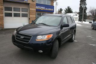Used 2009 Hyundai Santa Fe GL for sale in Nepean, ON