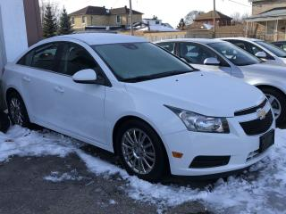 Used 2013 Chevrolet Cruze Eco for sale in Cambridge, ON
