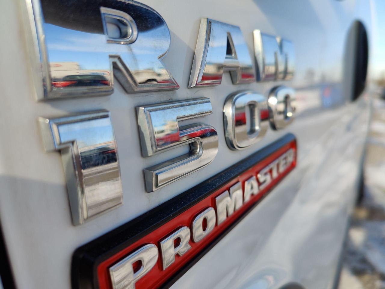 2018 RAM ProMaster