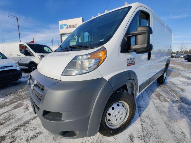 """2018 RAM Cargo Van 1500  136"""""""