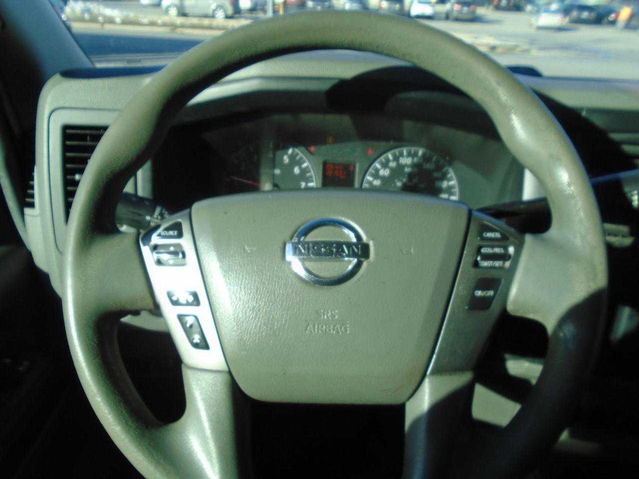 2014 Nissan NV 2500