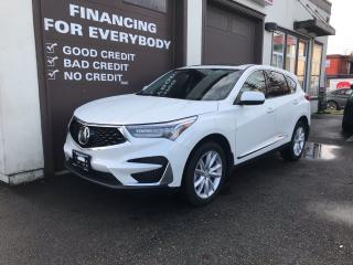 Used 2019 Acura RDX TECH AWD for sale in Abbotsford, BC
