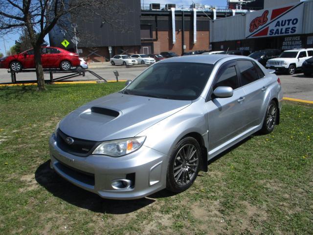 2014 Subaru WRX WRX ~ SEDAN ~ MANUAL