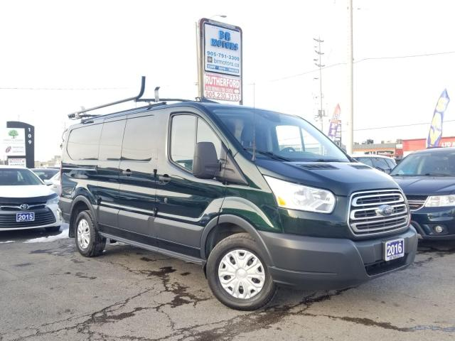 2016 Ford Transit No Accident|T-250|LowRoof|Swing-OutRHDoor|Certifed