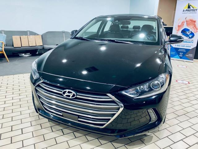 2018 Hyundai Elantra GLS Limited