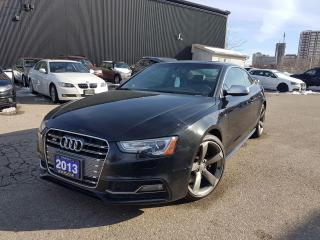Used 2013 Audi S5 Premium for sale in Kitchener, ON