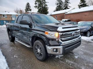 Used 2017 Toyota Tundra SR for sale in Scarborough, ON
