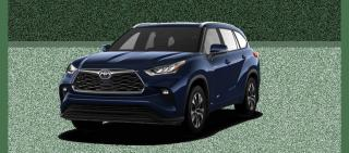 New 2021 Toyota Highlander Highlander Hybrid XLE AWD for sale in Pickering, ON
