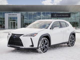New 2021 Lexus UX 250h Premium for sale in Winnipeg, MB