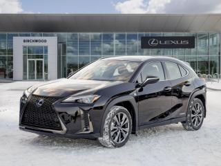 New 2021 Lexus UX 250h F Sport 2 for sale in Winnipeg, MB