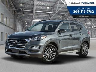 New 2021 Hyundai Tucson Luxury for sale in Winnipeg, MB