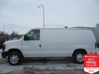 Used 2012 Ford Econoline E-150 Cargo - Tommy gate Power Lift for sale in Winnipeg, MB