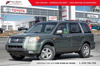 Used 2007 Honda Pilot for sale in Toronto, ON