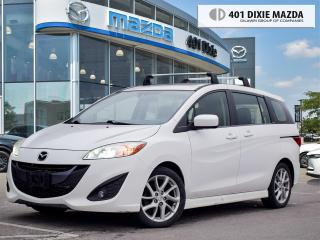 Used 2012 Mazda MAZDA5 GT LEATHER SEATS| SUNROOF for sale in Mississauga, ON