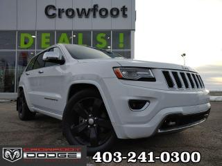 Used 2014 Jeep Grand Cherokee OVERLAND V6