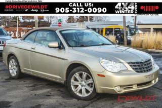 Used 2010 Chrysler Sebring TOURING | LEATHER | REMOTE START | 1 OWNER | for sale in Hamilton, ON