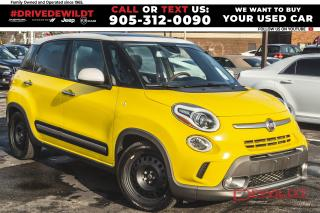 Used 2014 Fiat 500 L TREKKING | PANO ROOF | HEATED SEATS | for sale in Hamilton, ON