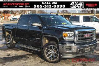 Used 2015 GMC Sierra 1500 SLE | 4X4 | WELL MAINTAINED | for sale in Hamilton, ON