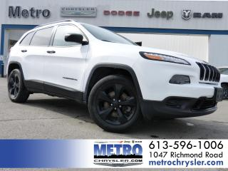 Used 2018 Jeep Cherokee SPORT 4X4 V6 for sale in Ottawa, ON