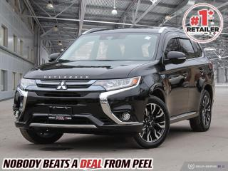 Used 2018 Mitsubishi Outlander Phev GT for sale in Mississauga, ON
