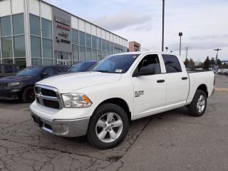 New 2021 RAM 1500 Classic CREW CAB 4X4 HEATED SEATS HEATED WHEEL REAR CAM for sale in Pickering, ON