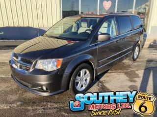Used 2015 Dodge Grand Caravan Crew for sale in Southey, SK