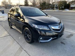 Used 2017 Acura RDX AWD 4dr ADVANCE Pkg for sale in Toronto, ON