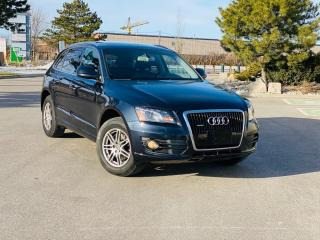 Used 2012 Audi Q5 quattro 4dr 3.2L Premium for sale in Brampton, ON